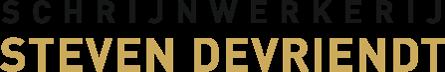 Schrijnwerkerij Devriendt Logo